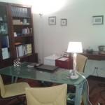 Un'immagine del mio studio di Pesaro
